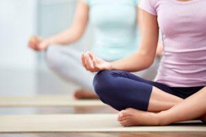ボディコンディショニングは心と体をリラックス状態にする