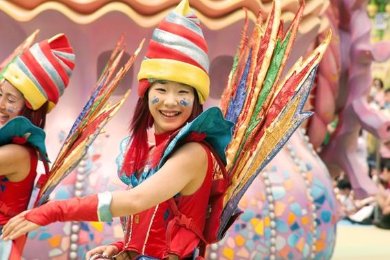 テーマパークダンサーになるには笑顔が大事!日常生活でできるトレーニング3選1