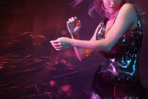 魅惑的なダンス