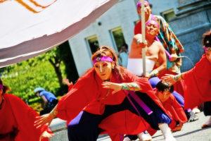 テーマパーク ダンス