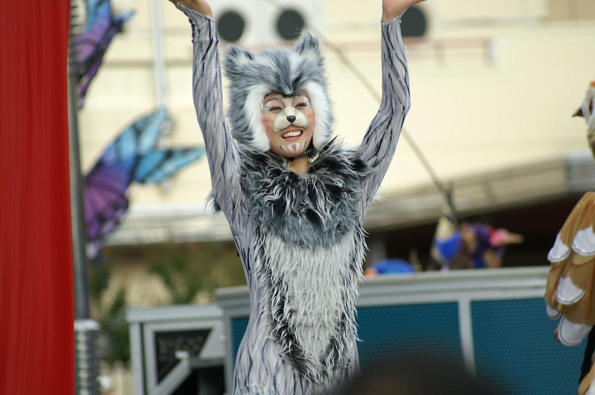テーマパークダンサーが習得したい2つのダンススタイル