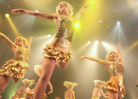 ダンサー画像